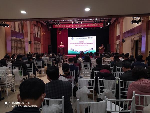 Khai mạc hội nghị sản phẩm OCOP