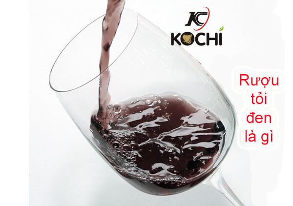 Rượu tỏi đen là gì?