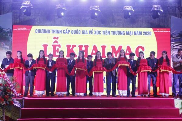 Hội chợ - Triển lãm khu vực miền Trung - Tây Nguyên - Đắk Lắk năm 2020.