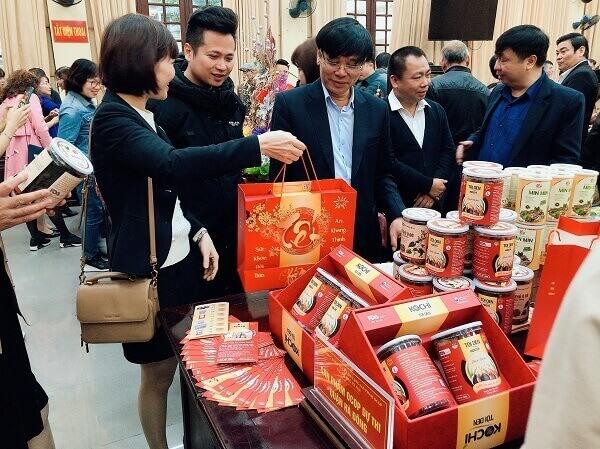 Hà Nội đánh giá phân hạng sản phẩm OCOP thành phố đợt 2 năm 2020