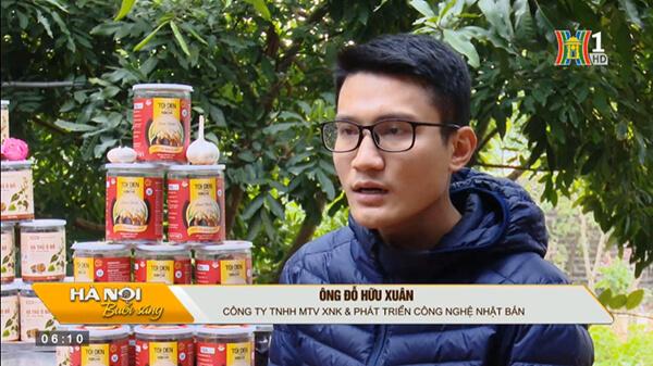 Đại diện hãng Kochi phát biểu về quy trình chất lượng sản phẩm