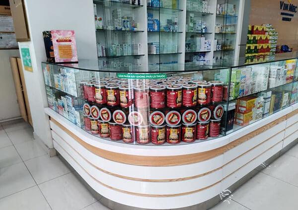 Tỏi đen Kochi phân phối tại bệnh viện Vinmec