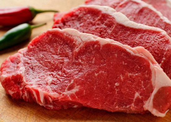 thịt bò là thực phẩm tốt cho hệ miễn dịch