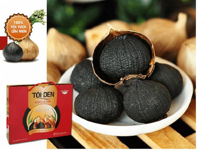 nguồn gốc của tỏi đen Kochi
