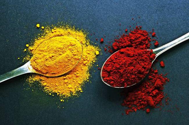 nghệ đỏ hay nghệ vàng chữa dạ dày
